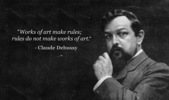 Image of Claude Debussy