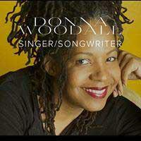 Vocalist Donna Woodall